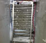 Free Photo - Frozen refrigeration coil