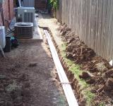Free Photo - Pool plumbing project