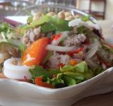 Free Photo - Spicy Oriental Salad