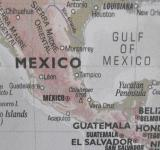 Free Photo - Map of Mexico