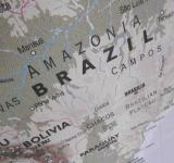Free Photo - Map of Brazil