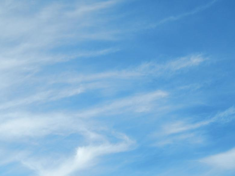Free Stock Photo of Blue Sky Created by Silvana