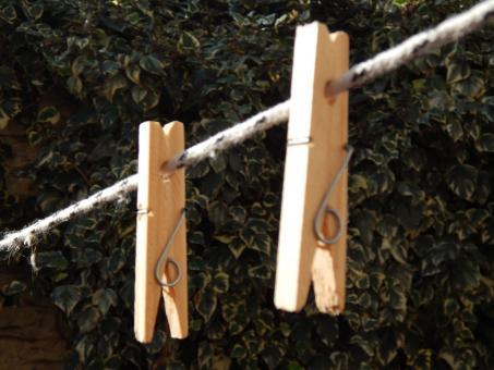 Clothesline - Free Stock Photo