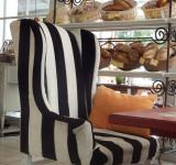 Free Photo - Bakery Cafe with Striped Black and White