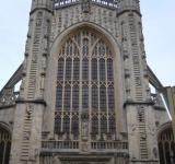 Free Photo - West view Bath Abbey