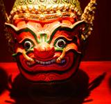 Free Photo - Oriental Puppet Mask