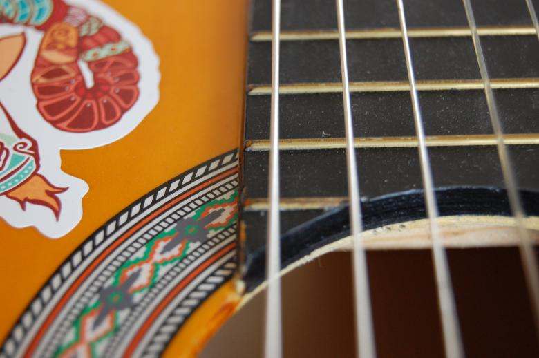 Free Stock Photo of Straight Strings Created by Harry Ray