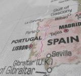 Free Photo - Spain and Portugal Map