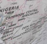 Free Photo - Nigeria and Cameroon Map