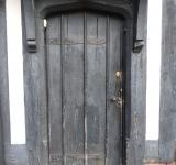 Free Photo - Black door