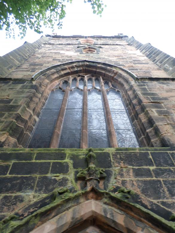 Free Stock Photo of Church window Created by Mark Gleeson