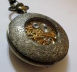 Free Photo - Skeleton Pocket Watch