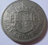 Free Photo - 1962 Half crown coin