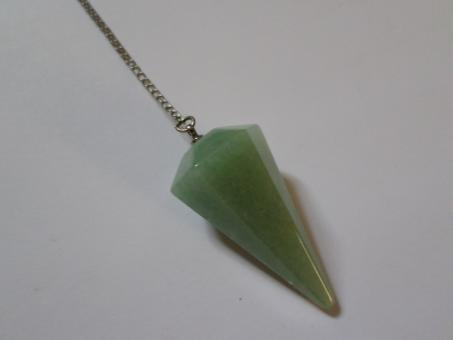 Jade pendulum - Free Stock Photo