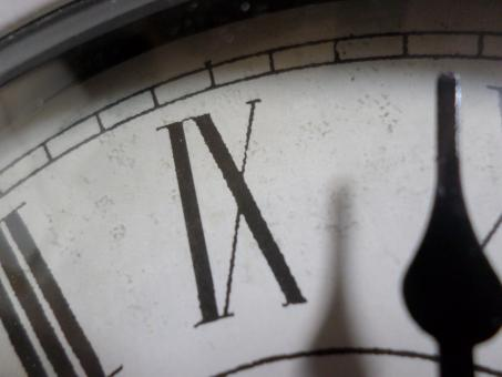 Clock face - Free Stock Photo