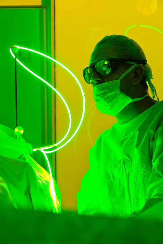 Laser - Free Doctor Stock Photos