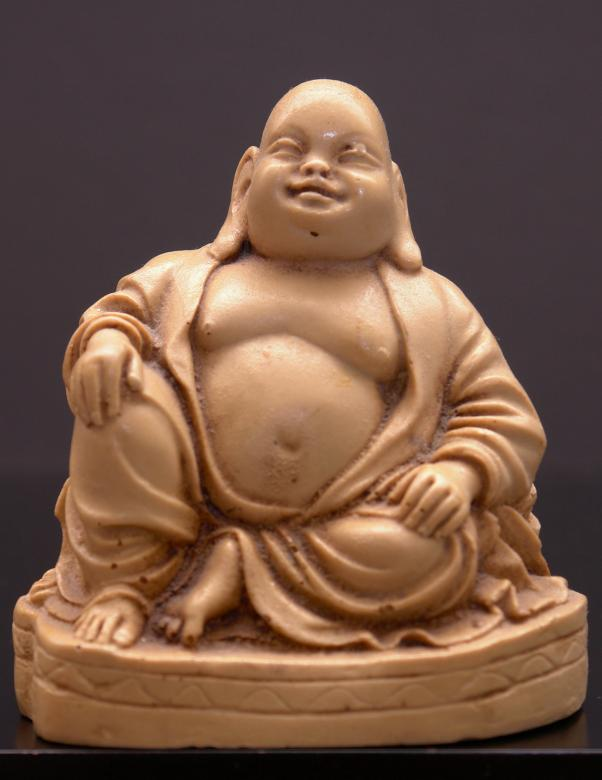 Free Stock Photo of The Buddha of happiness Created by José Cabello