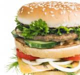 Free Photo - Tasty hamburger