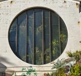 Free Photo - Round Tropical Window - HDR
