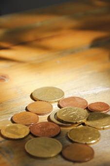euro coins - Free Stock Photo