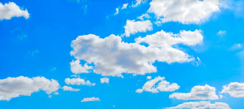 Free Stock Photo of Blue sky Created by 2happy