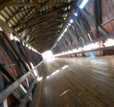Free Photo - Covered bridge