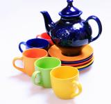 Free Photo - cups and teapot