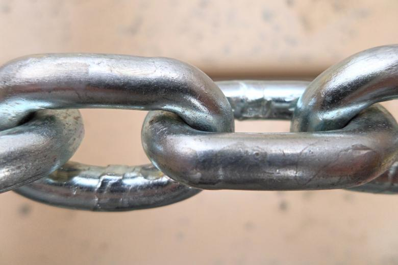 Free stock image of Metal chain close-up created by Mikhail