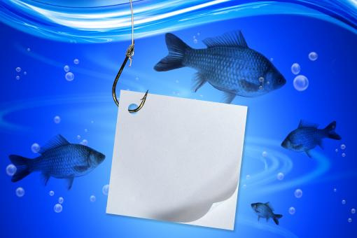Float, fish, fishing line and hook - Free Stock Photo