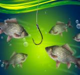 Free Photo - Fishing line and hook