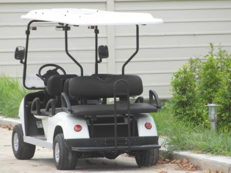 Golf Buggy - Free Stock Photo