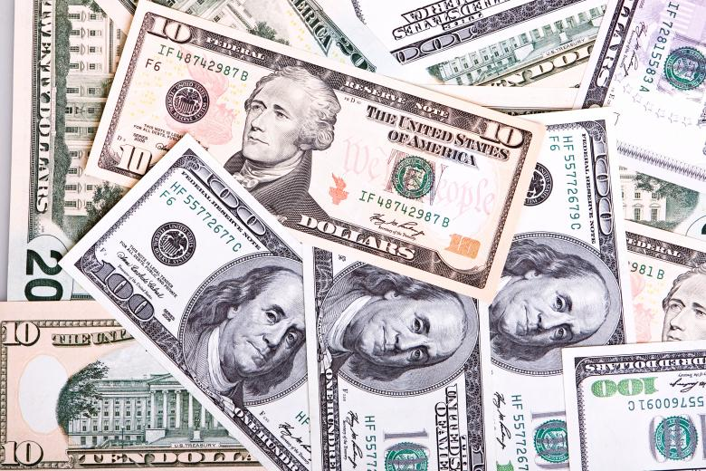 Dollar bills - Free Tax Stock Photos