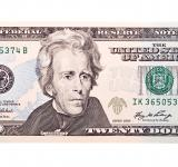 Free Photo - Twenty dollar bill