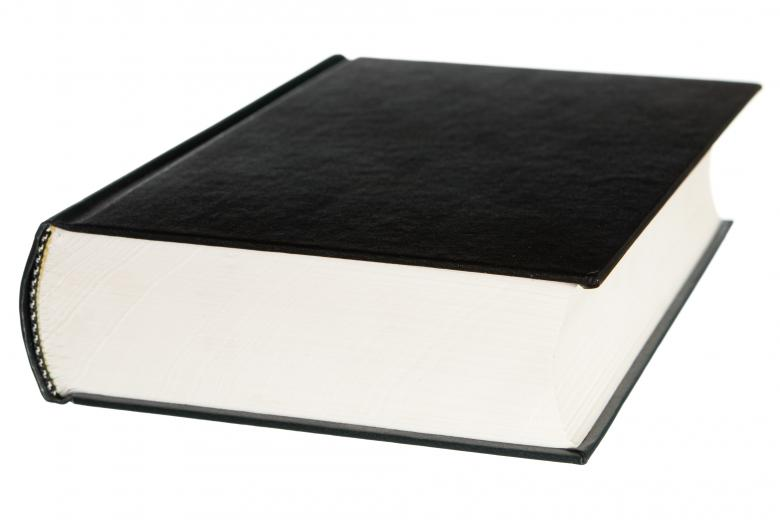 Free Stock Photo of black book Created by 2happy