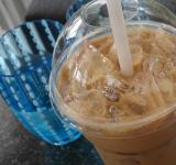 Free Photo - Iced Latte and Water