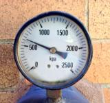 Free Photo - Water pressure guage