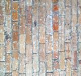 Free Photo - Brick wall stripped or paint