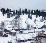 Free Photo - winter village