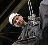 Free Photo - Rope jumper