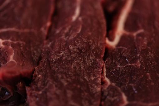 Raw Meat Texture - Free Stock Photo