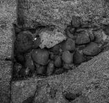 Free Photo - Stones in Concrete Texture