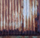 Free Photo - Rusted Corrugated Metal Texture