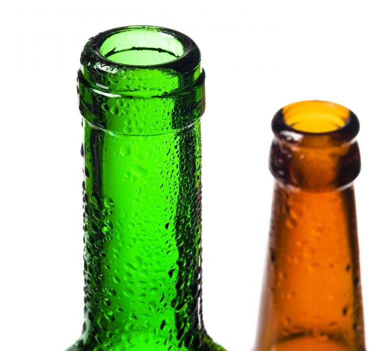 Free stock image of Glass bottles with dew created by 2happy