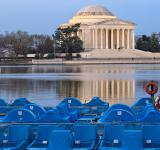 Free Photo - Jefferson Memorial & Pedal Boats - HDR