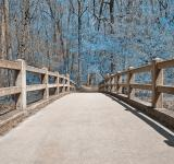 Free Photo - Bridge to Winter - HDR
