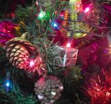 Free Photo - Pine Cone Xmas Decoration