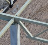 Free Photo - Fragment of steel structure