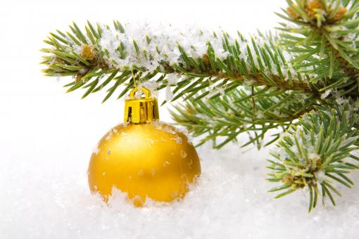 Christmas ball - Free Stock Photo