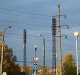 Free Photo - Lamps, poles and wires