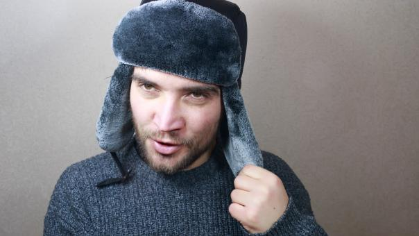 Young man dressed for winter - Free Stock Photo